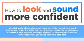 How to Look and Sound More Confident