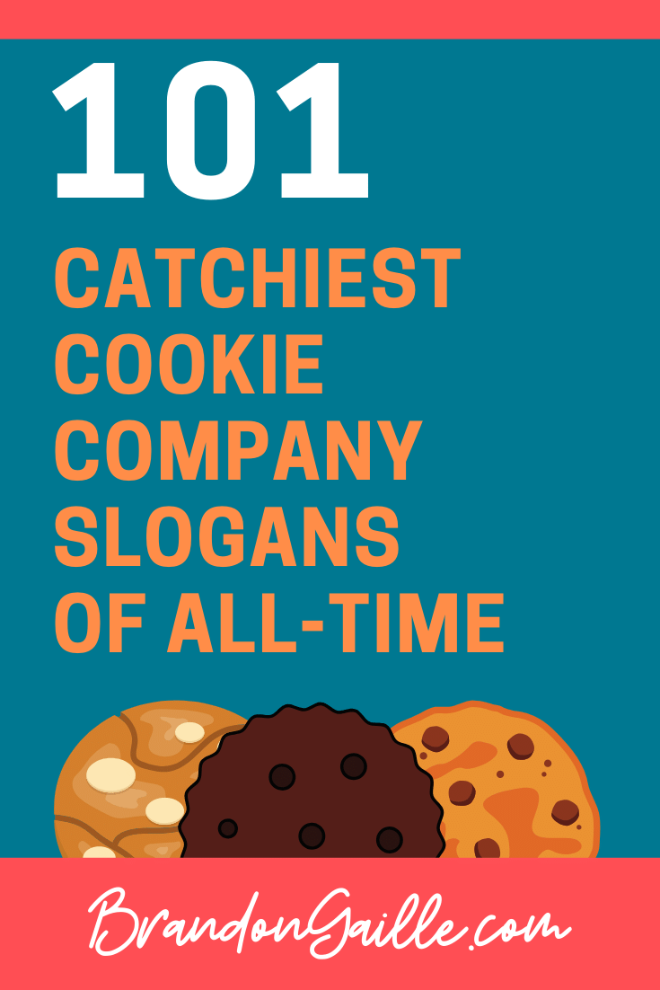 Cookie Company Slogans