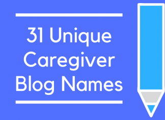 31 Unique Caregiver Blog Names