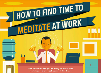 5 Simple Ways to Meditate at Work
