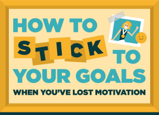 6 Ways to Stick with Your Goals No Matter What