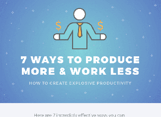 7 Ways to Work Less and Make More