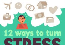 8 Ways to Make Stressful Situations Productive