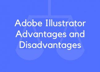 Adobe Illustrator Advantages and Disadvantages
