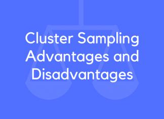 Cluster Sampling Advantages and Disadvantages