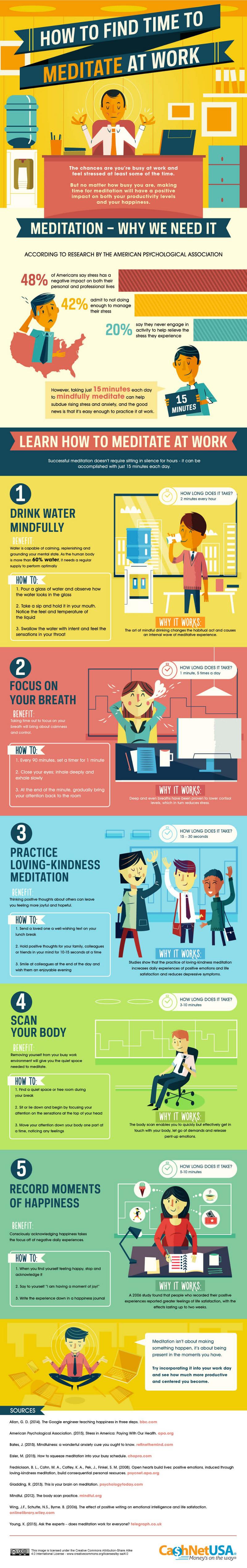 Meditate-at-Work