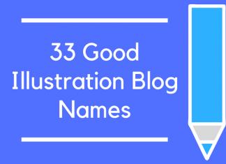 33 Good Illustration Blog Names