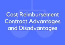 Cost Reimbursement Contract Advantages and Disadvantages