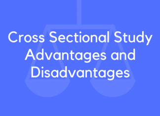 Cross Sectional Study Advantages and Disadvantages