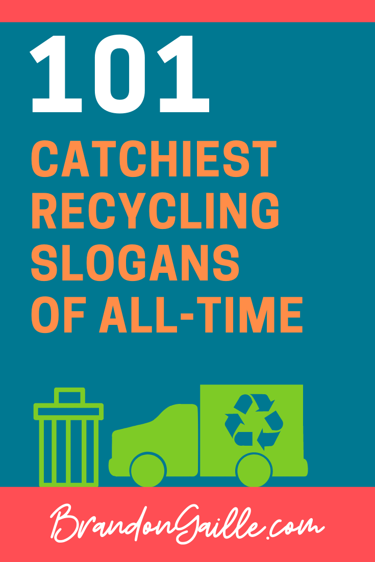 Recycling Slogans