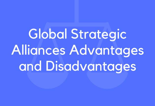 advantage and disadvantage of strategic alliance The advantage and disadvantage of a strategic alliances: alliances may help in reducing a firm's competitive disadvantage but seldom result in a firm attaining a durable competitive edge over its rivals.