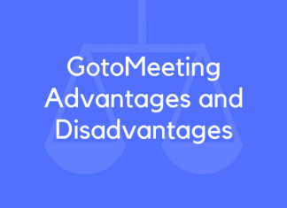 GotoMeeting Advantages and Disadvantages