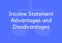 Income Statement Advantages and Disadvantages