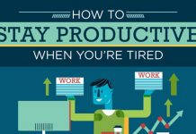11 Productivity Tactics that Work When You Are Tired