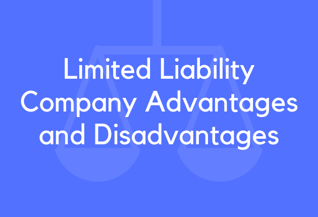 Limited Liability Company Advantages and Disadvantages