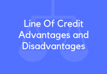 Line Of Credit Advantages and Disadvantages