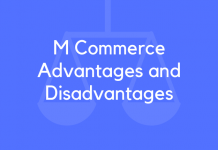 M Commerce Advantages and Disadvantages