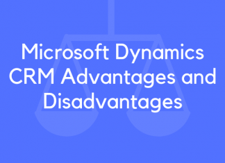 Microsoft Dynamics Crm Advantages and Disadvantages