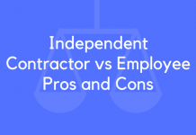 Independent Contractor vs Employee Pros and Cons
