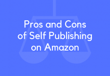 Pros and Cons of Self Publishing on Amazon
