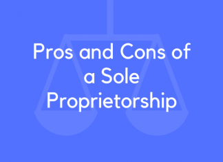 Pros and Cons of a Sole Proprietorship
