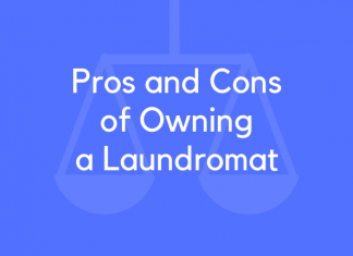 Pros and Cons of Owning a Laundromat