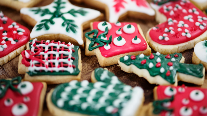 125 Catchy Christmas Cookie Slogans