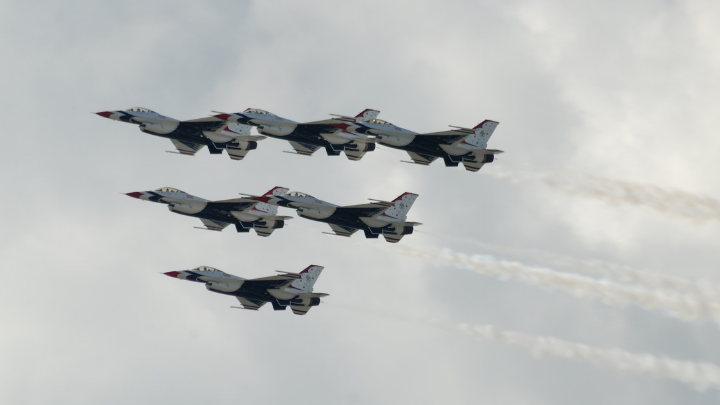 25 Air Force Slogans and Mottos