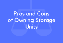 Pros and Cons of Owning Storage Units