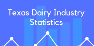 Texas Dairy Industry Statistics