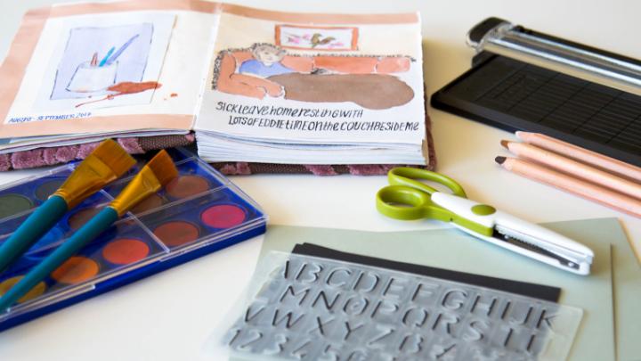 37 Good Art Journaling Blog Names
