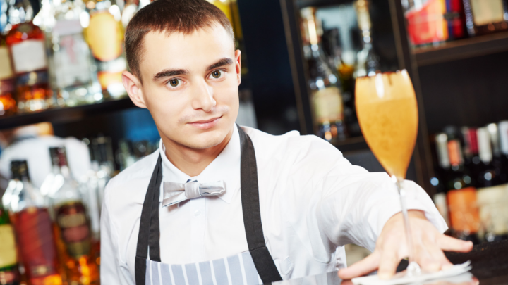101 Catchy Bartending Names
