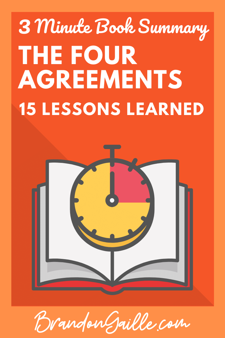 The Four Agreements Summary