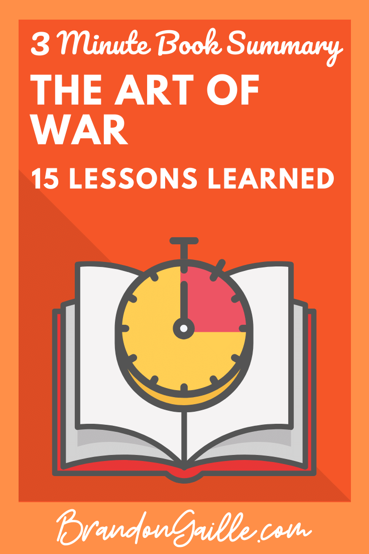 The Art of War Summary