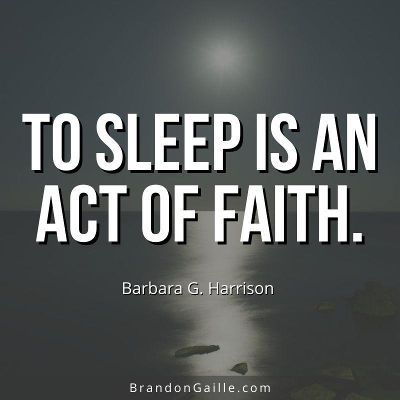 Barbara Harrison Quote