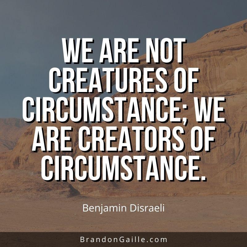 Benjamin-Disraeli-Quote