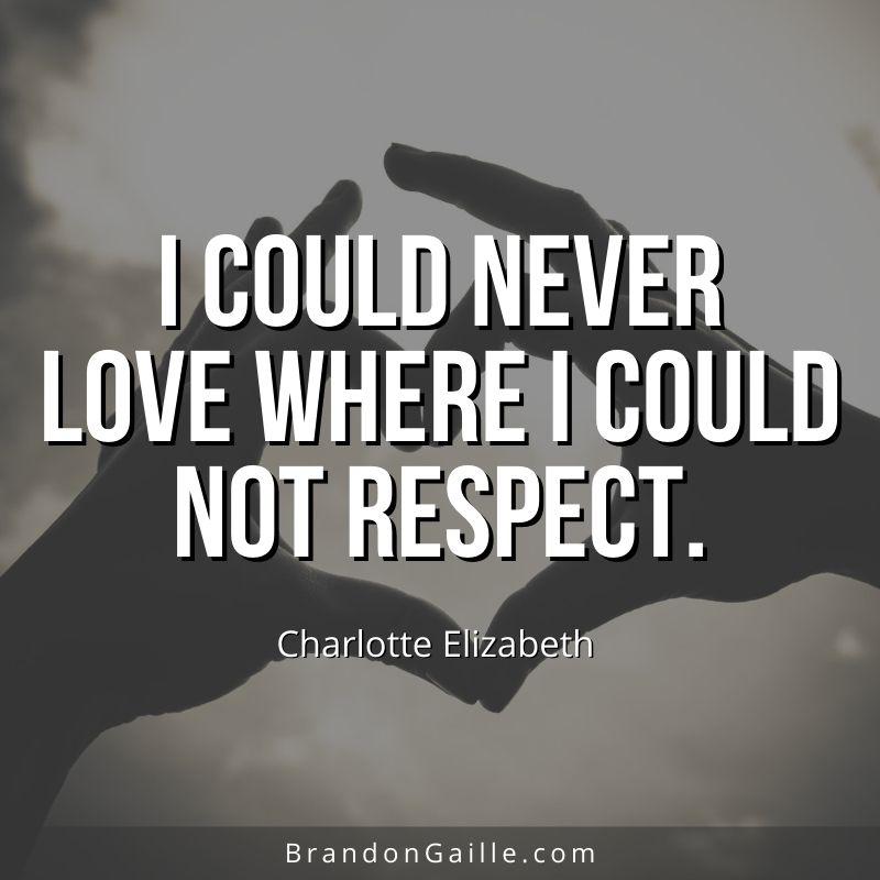 Charlotte Elizabeth Quote