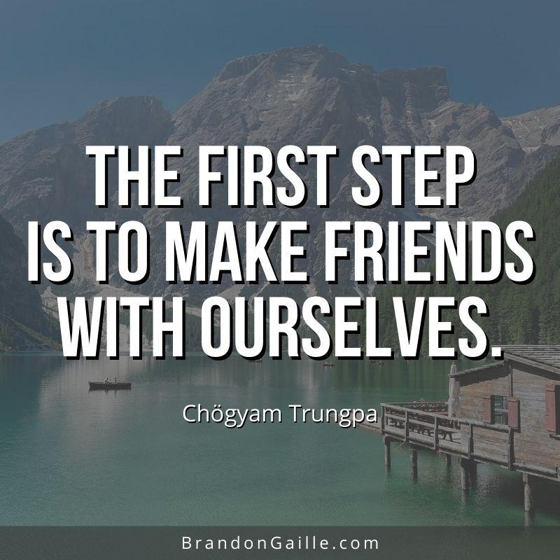 Chogyam Trungpa Quote
