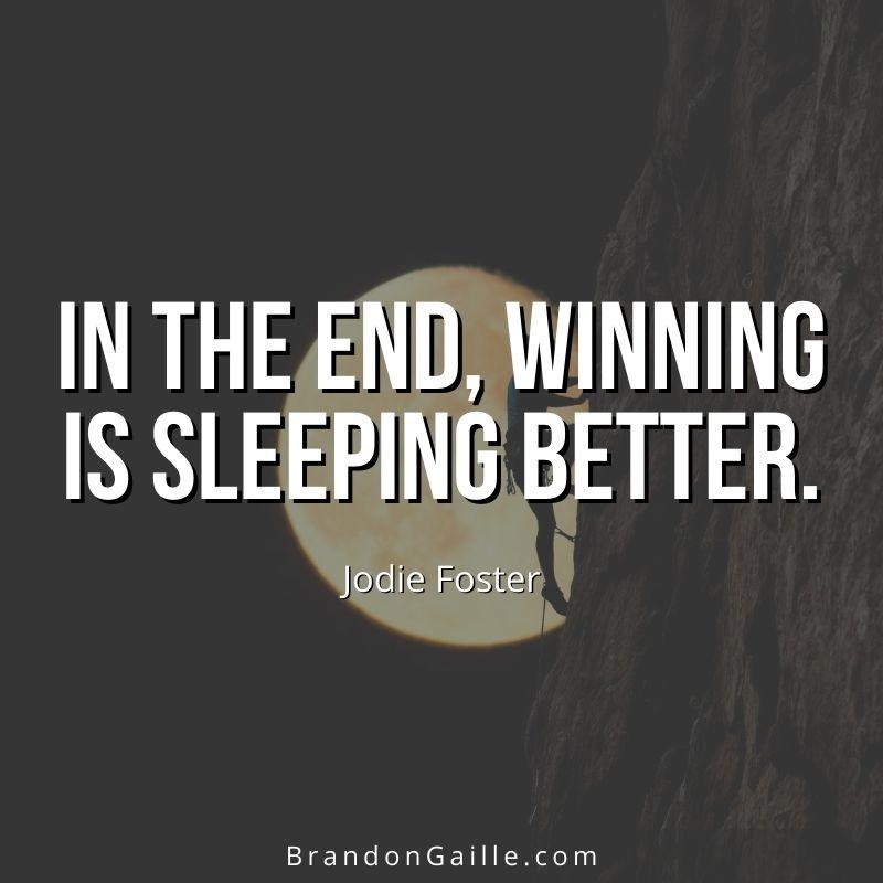 Jodie Foster Quote