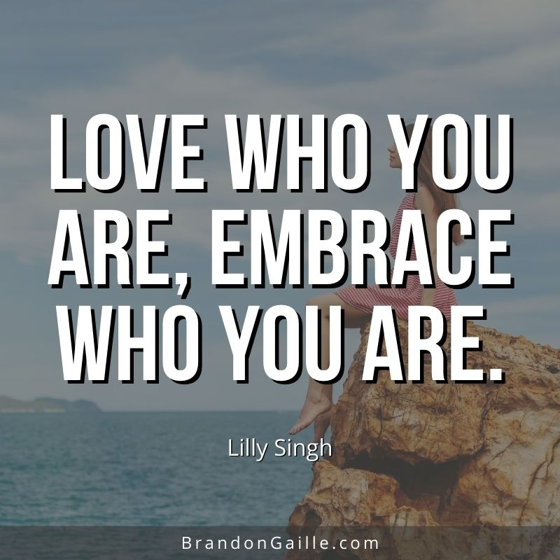 Lilly Singh Quote