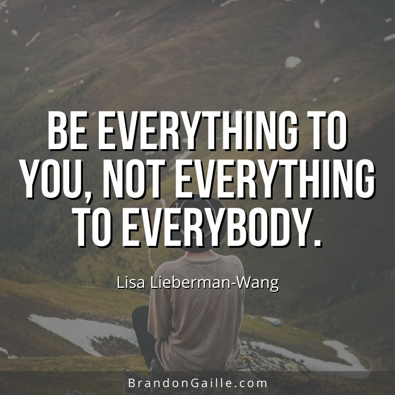 Lisa Lieberman Wang Quote