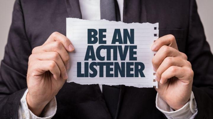 Best Active Listening Exercises